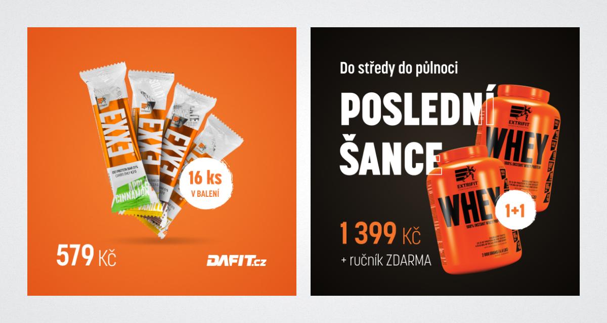 Ukázky práce pro Dafit.cz