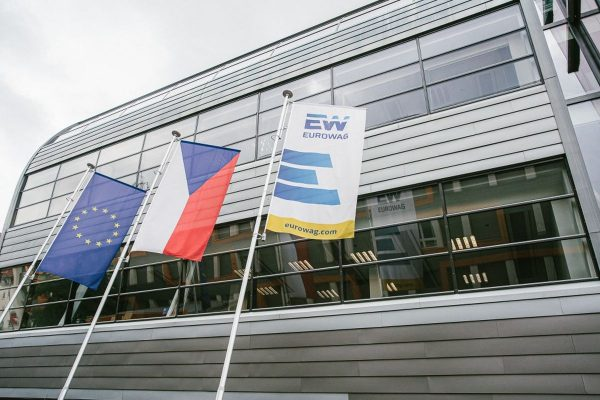 Eurowag si na PR vybralPram Consulting