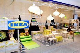 Ikea v létě otevře plánovací studio v nákupním centru na Chodově
