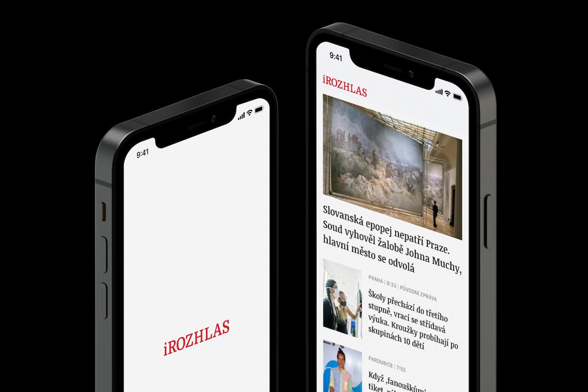 Zpravodajskou aplikaci pro Český rozhlas vytvoří Futured