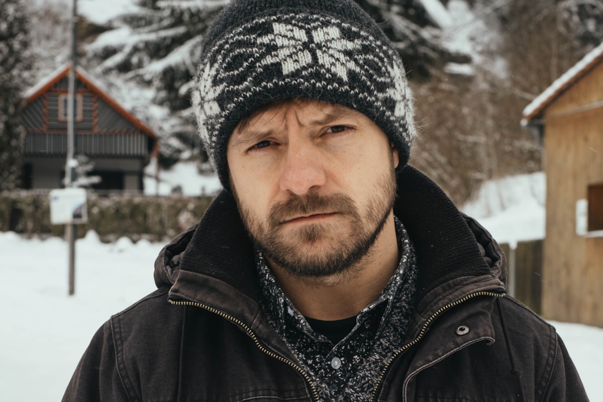 Jiří Mádl v seriálu Hotel Kokořín