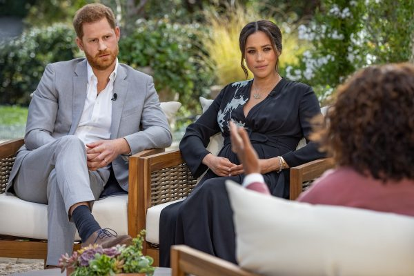 ČT na Apríla odvysílá rozhovor Oprah s Meghan a Harrym