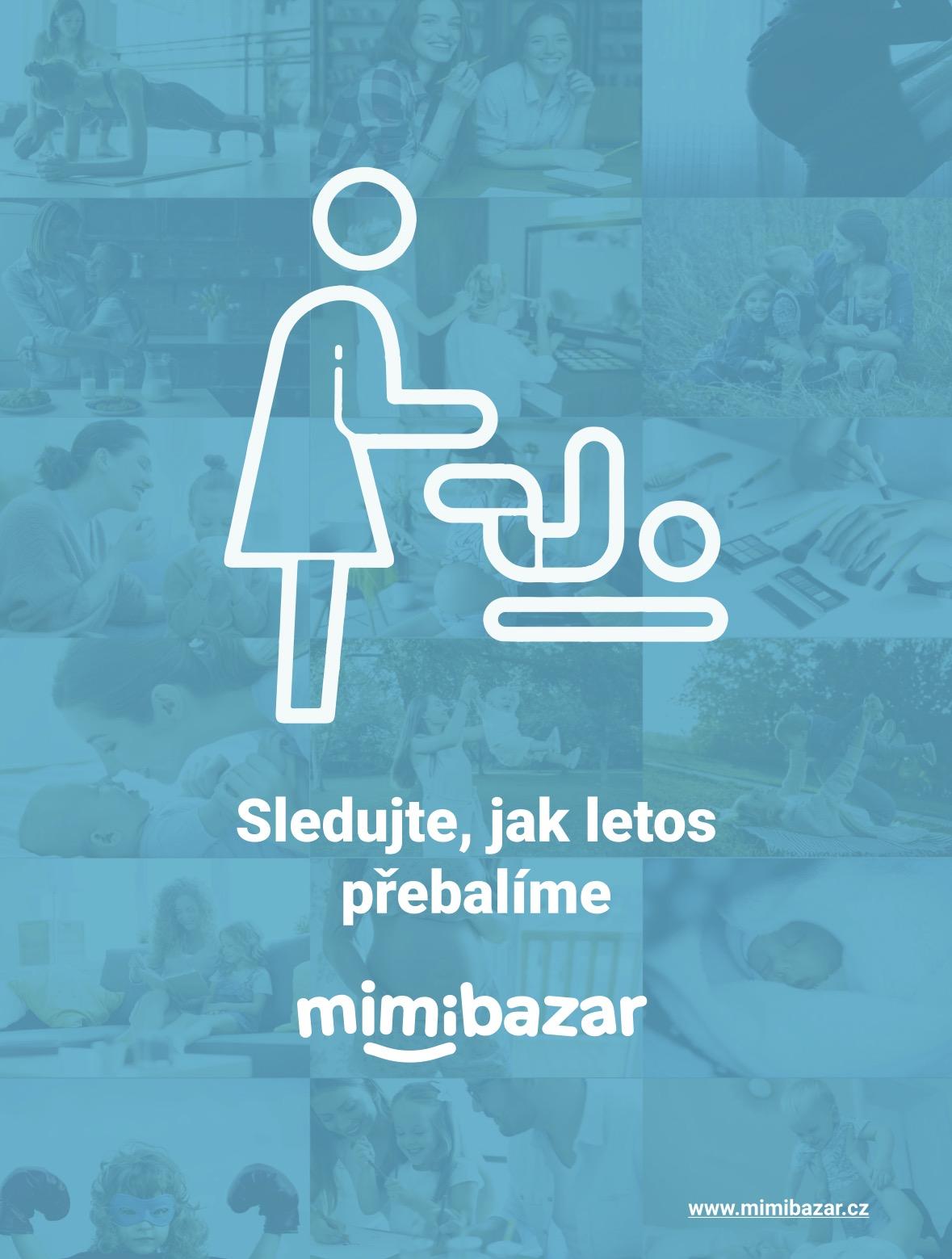 Přebalení Mimibazaru propaguje kampaň