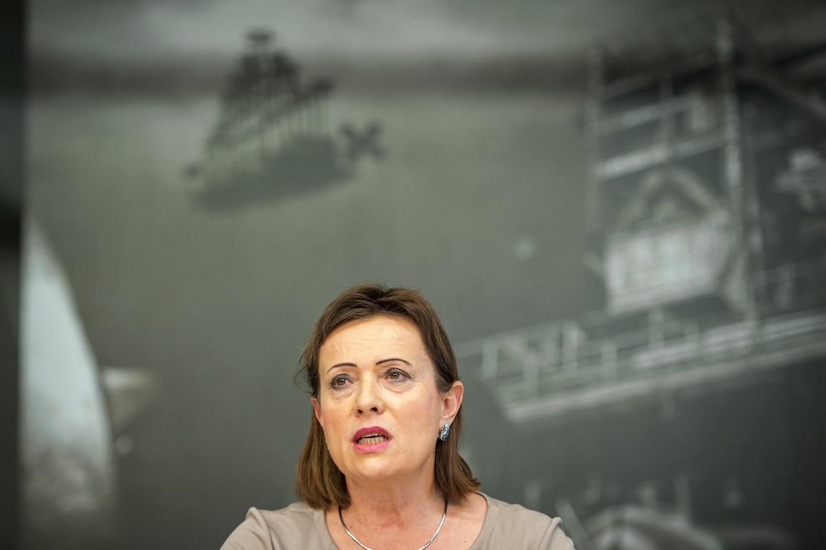 Alena Vitásková byla v letech 2011 až 2017 předsedkyní Energetického regulačního úřadu. Foto: Profimedia.cz