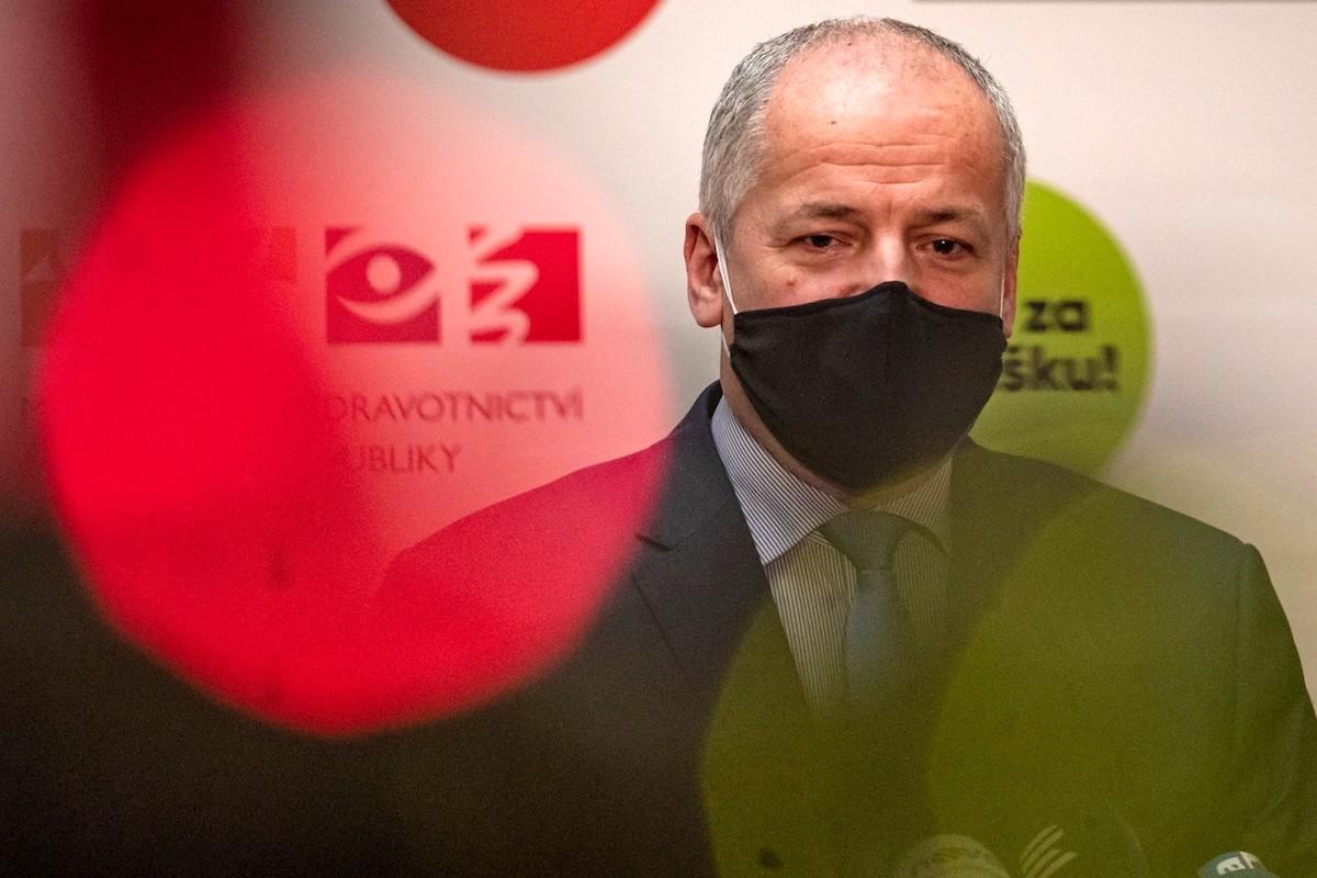 Roman Prymula. Foto: Profimedia.cz
