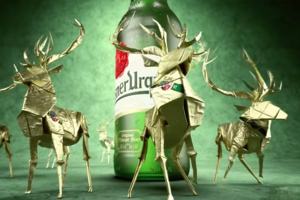 """""""Triad piva prostě umí! Chytré spojení s jeleny funguje"""""""