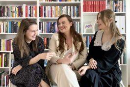 Tři kolegyně z Elle mají online magazín Vzákulisí