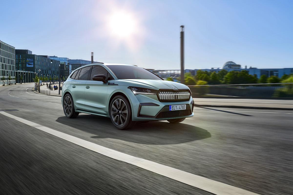 Nová Škoda Enyaq iV