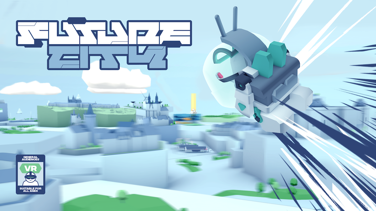 Upoutávka na virtuální expozici Future City