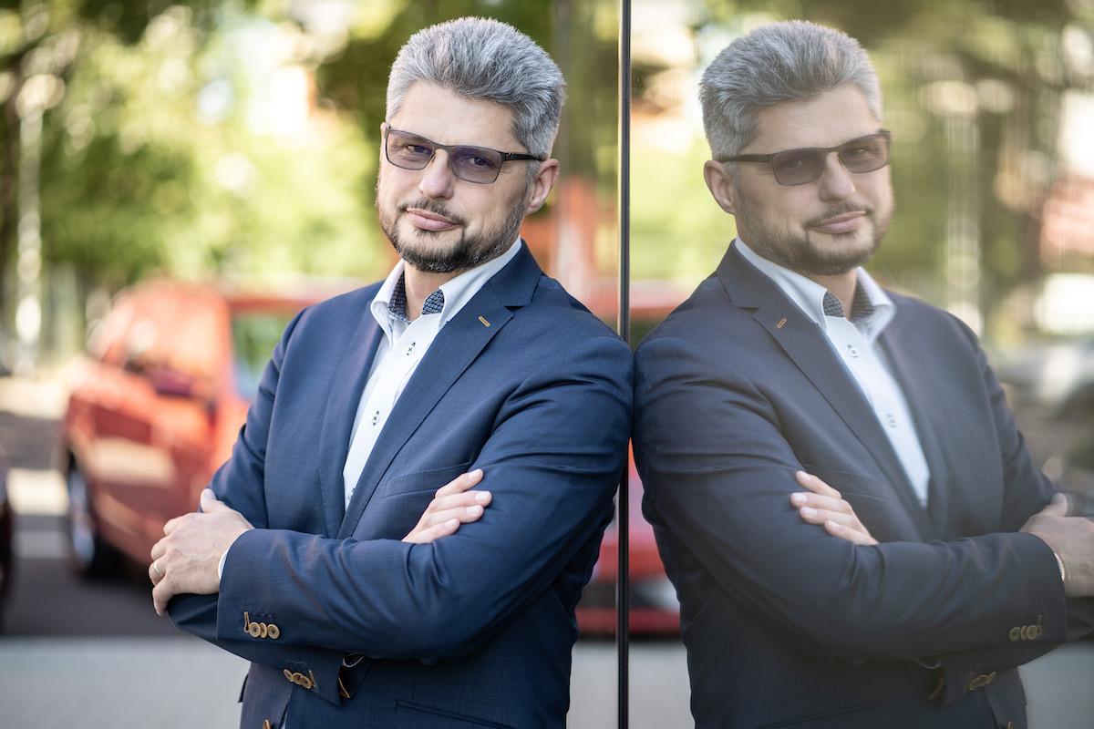 Ing. Jiří Voves MBA, předseda představenstva společnosti Onlio