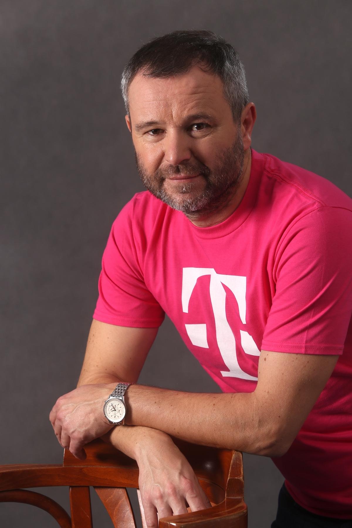 Ladislav Báča. Foto: T-Mobile