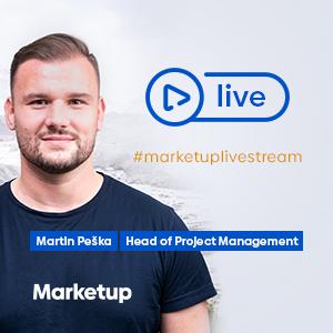 Marketup live