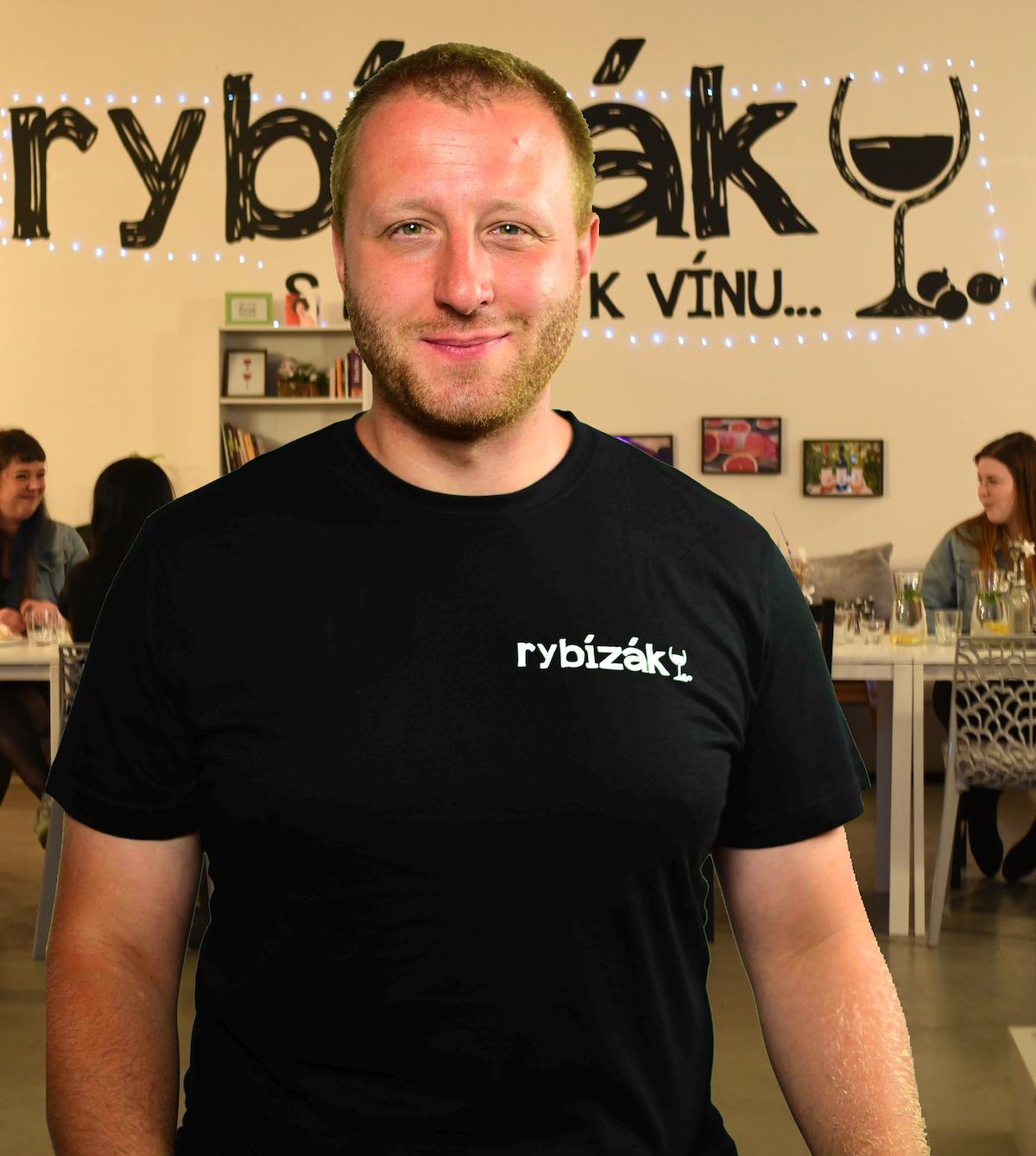 Petr Čerňanský, zakladatel e-shopu s vínem Rybízák.cz