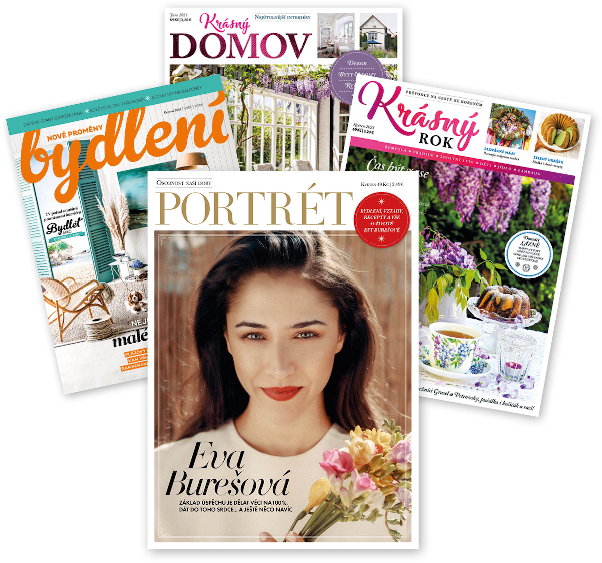 Časopisy Deco Media