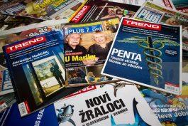 Penta se zbavila podílu ve slovenském Petit Pressu