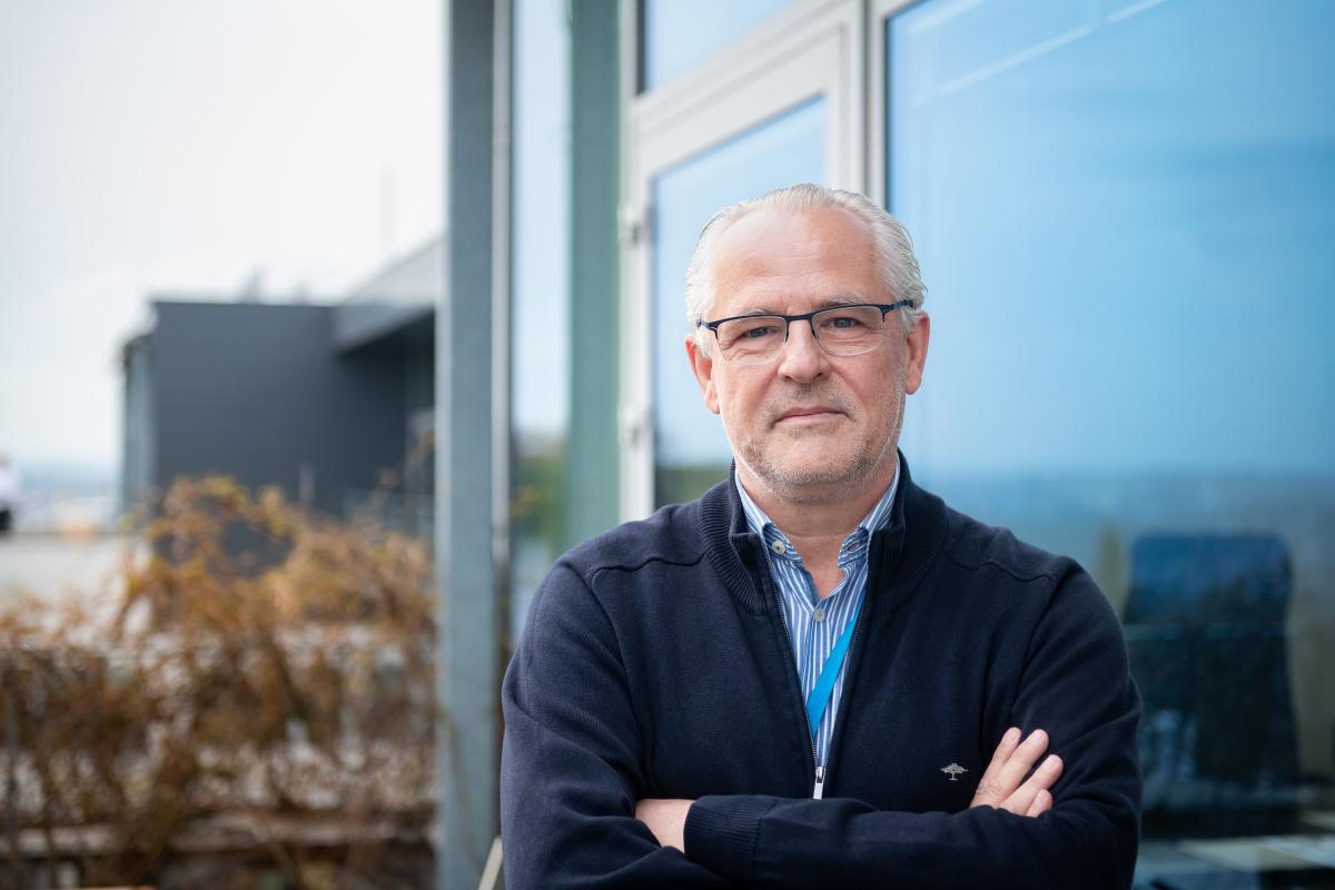 Didier Stoessel. Foto: Vojta Herout