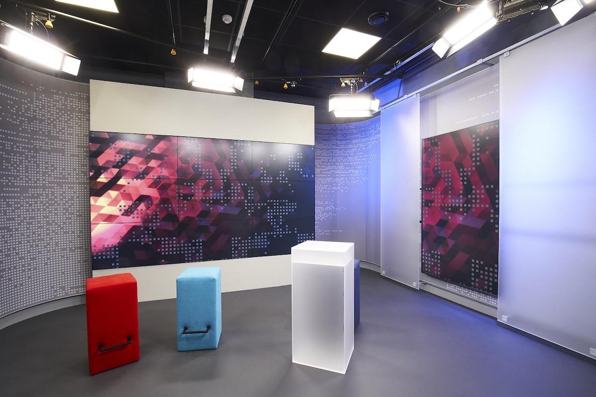 Studio TN Live. Foto: TV Nova