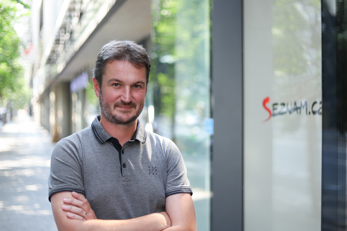 Tomáš Búřil. Foto: Seznam.cz