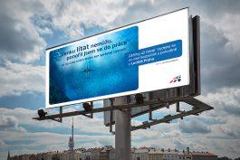 Letiště Praha připomíná normální časy, kampaní vrací létání správný význam