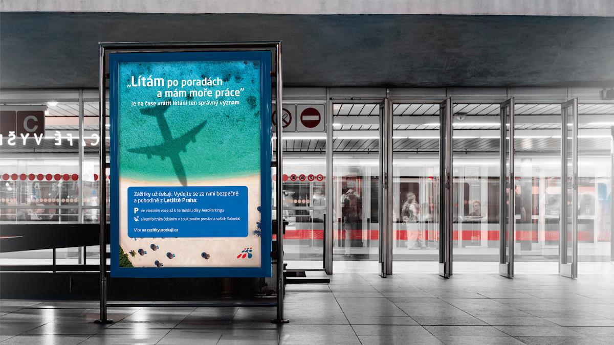 Letiště Praha: Zážitky už čekají (Loosers)