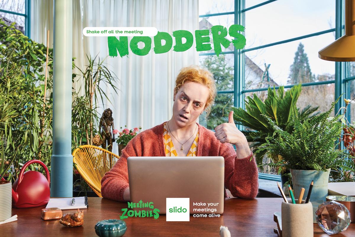 Slido: Meeting Zombies (Triad Advertising)