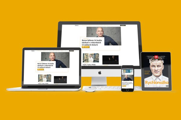 Forbes zpoplatní část webu i některé newslettery