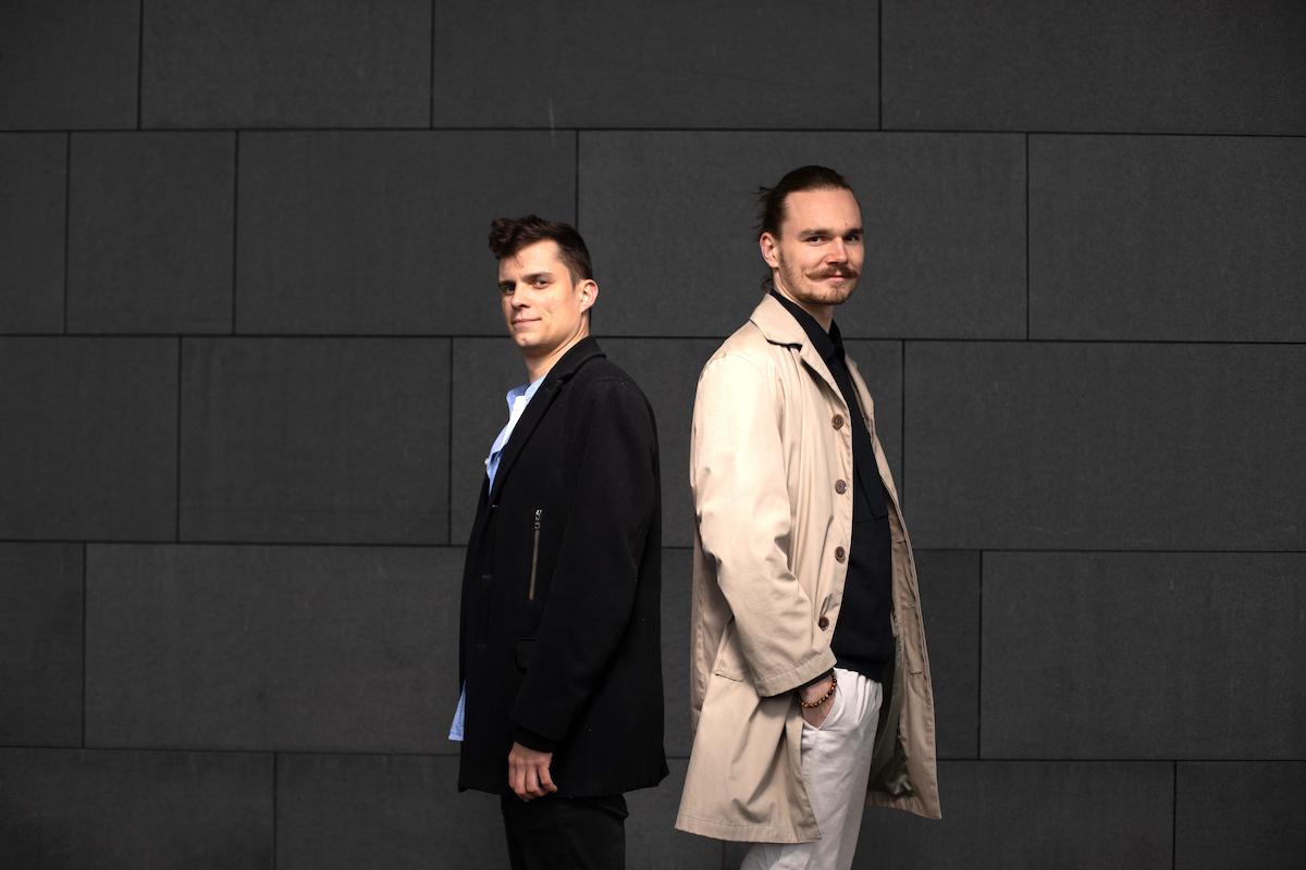 Jan Hostinský a Jan Borýsek. Foto: Jan Volejníček