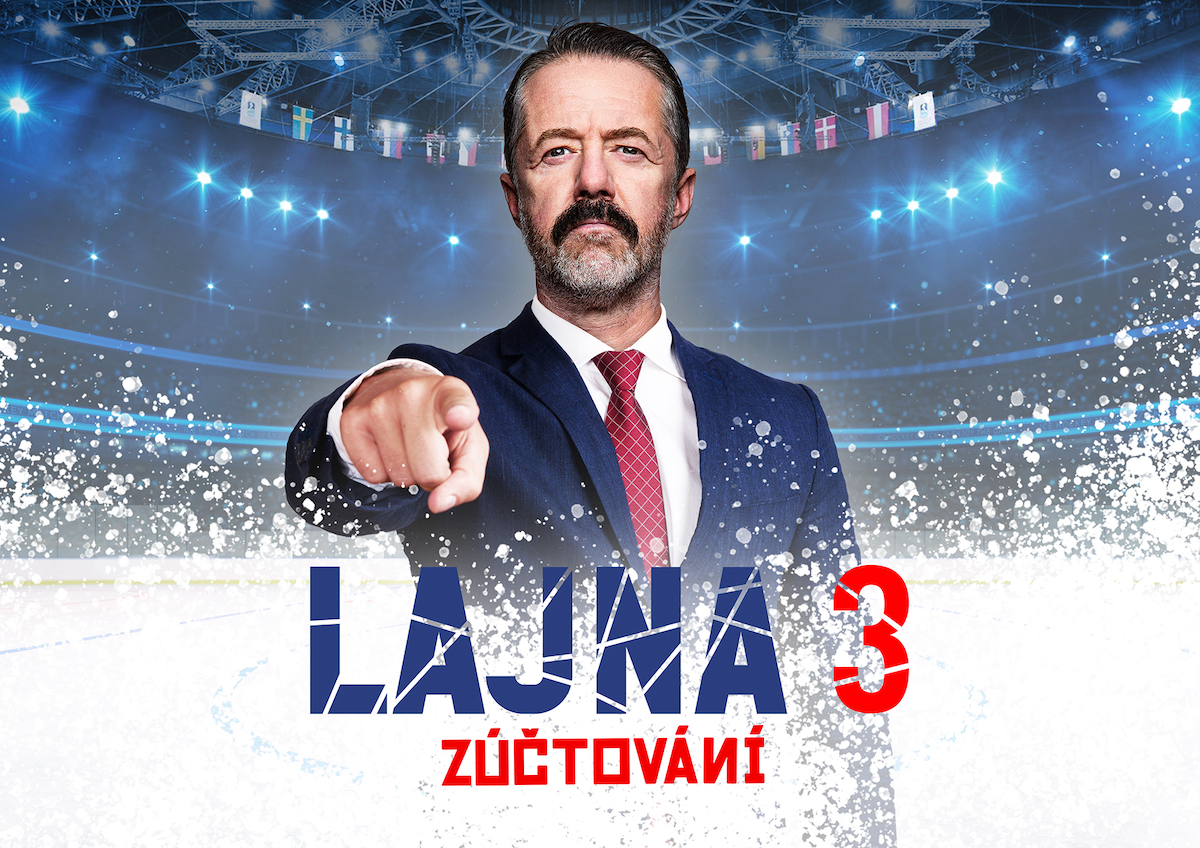 Hlavní roli v Lajně má Jiří Langmajer. Foto: Televize Seznam