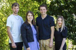 Studentský kreativní PR Gang personálně posiluje