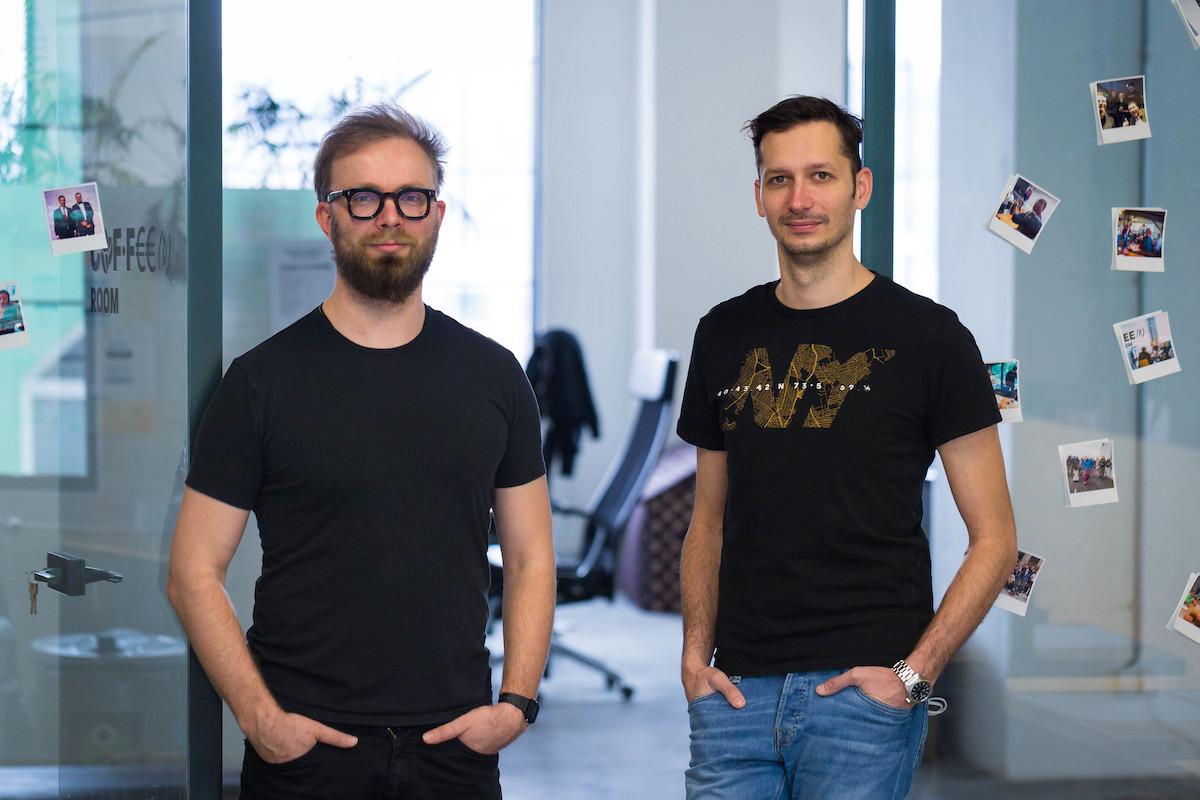 Pavel Vachek a Ondřej Bartas