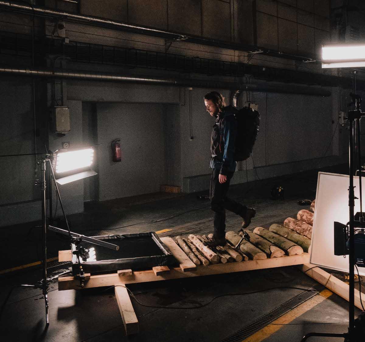 Z natáčení VNV Productions a Outdoor Concept