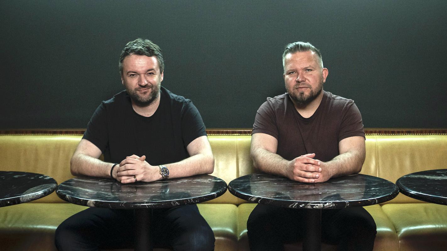 Martin Žufánek a Tomáš Pflanzer