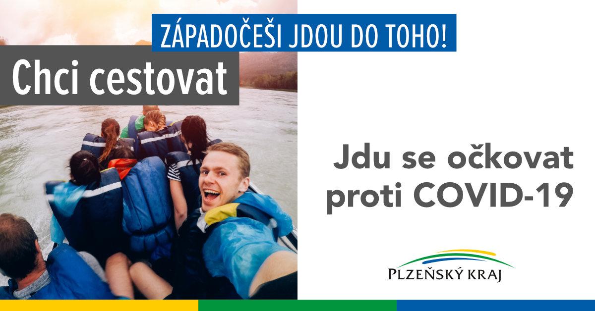 Plzeňský kraj: Chci cestovat! (Dialog Media)