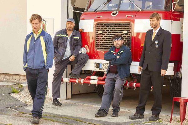 Televize Nova konečně nasadí seriál Co ste hasiči