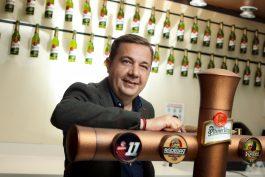 Ředitelem Plzeňského Prazdroje je Constantinescu
