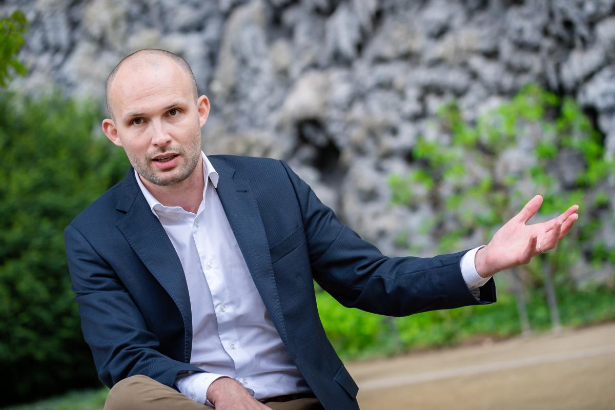Jakub Eberle. Foto: Vojta Herout