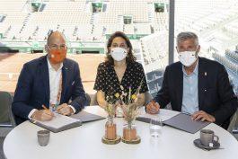 Roland Garros zůstane dalších pět let u Discovery