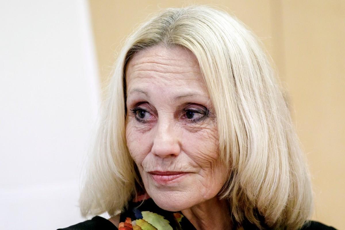 Olga Sommerová. Foto: Profimedia.cz