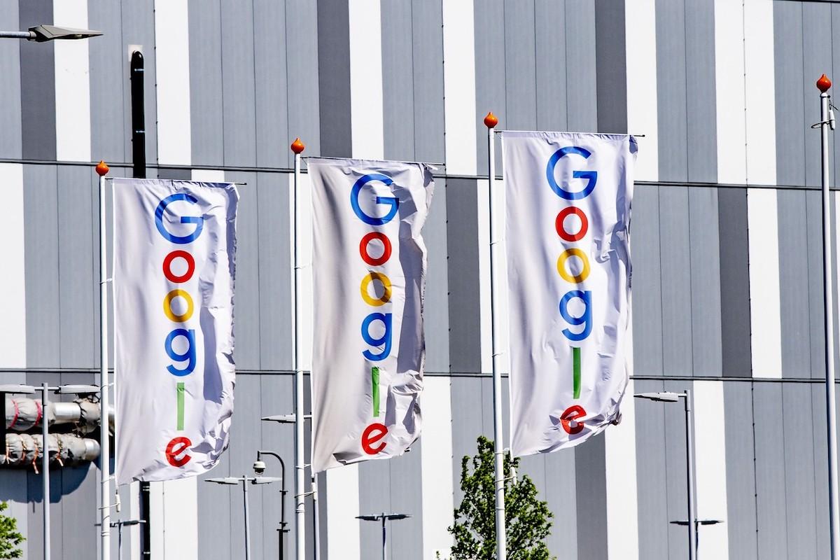 Datové centrum Googlu v nizozemském Eemshavenu. Ilustrační foto: Profimedia.cz