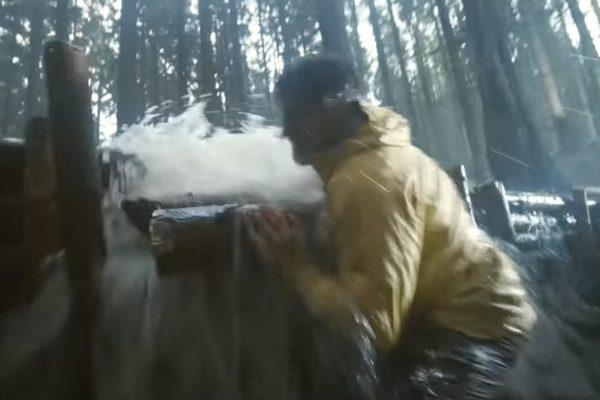 Radegast pokračuje v boji za vodu v krajině, sochou z ledu i spotem od Boomerangu