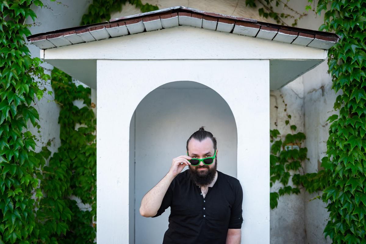 Stanislav Hruška. Foto: Vojta Herout