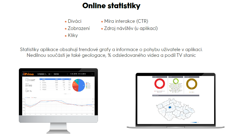 Online statistiky