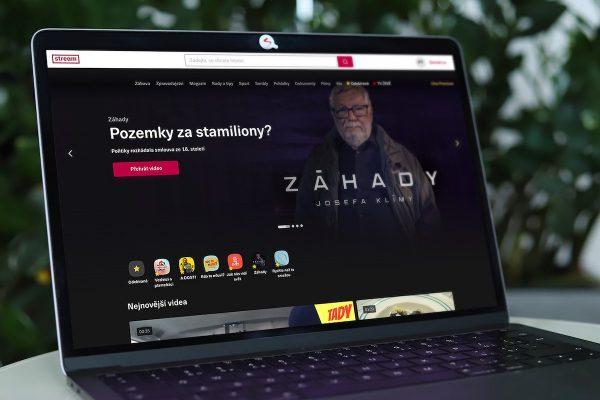 Z videowebu TelevizeSeznam.cz bude zase Stream