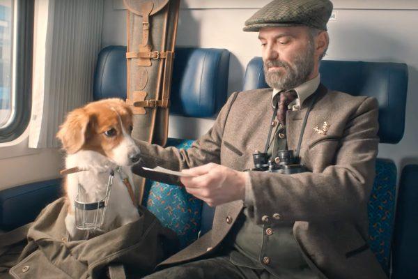 """""""Trojan je jako nimrod celkem vtipný,"""" líbí se apka a Ťapka ve vlaku"""