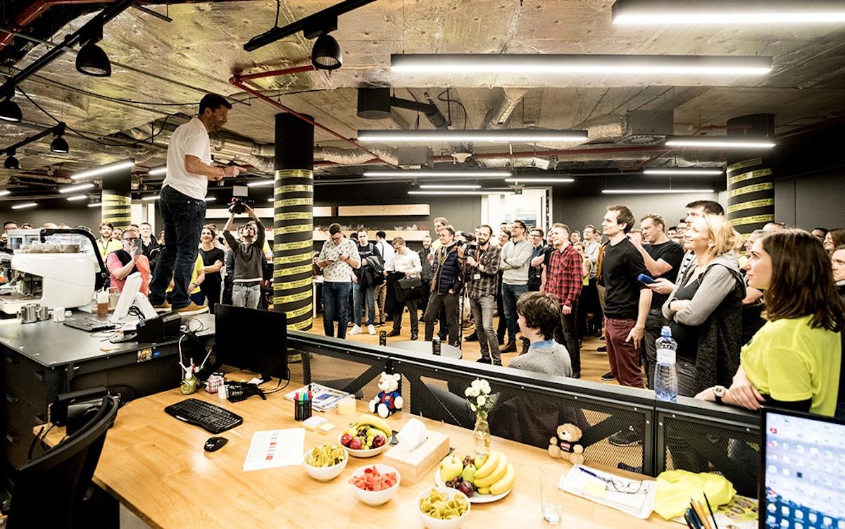 Hackathon Znám kamaráda byl nápadem šéfa WMC Grey a Actum Tomáše Vondráčka