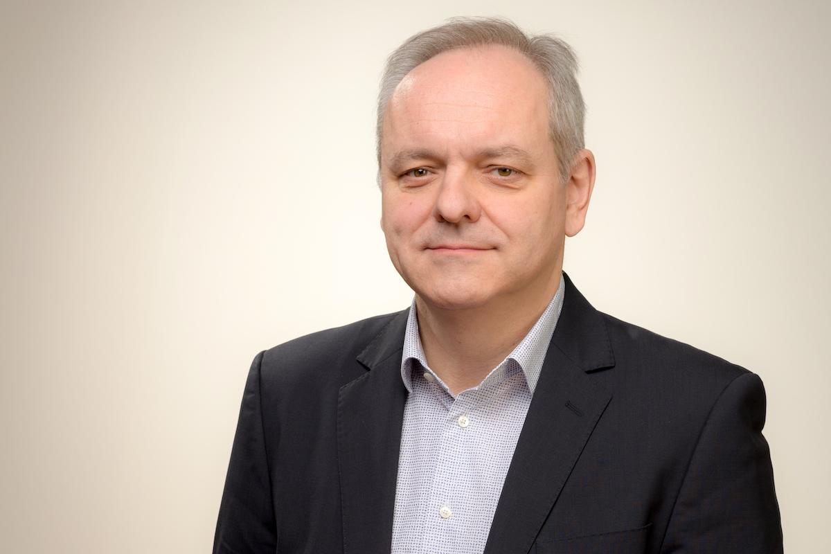 Jiří Šuchman. Foto: Khalil Baalbaki (Český rozhlas)