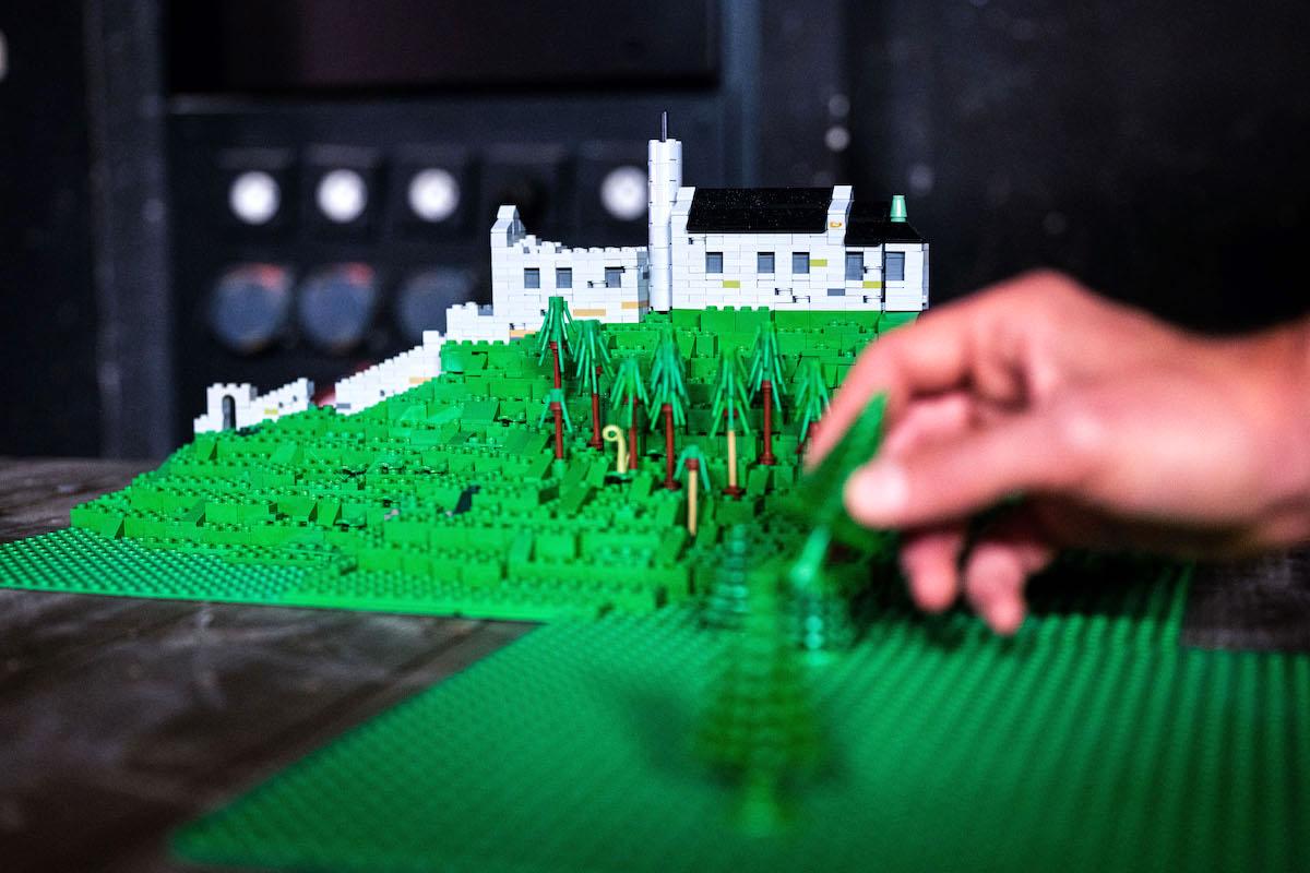 Lego: Bezděz
