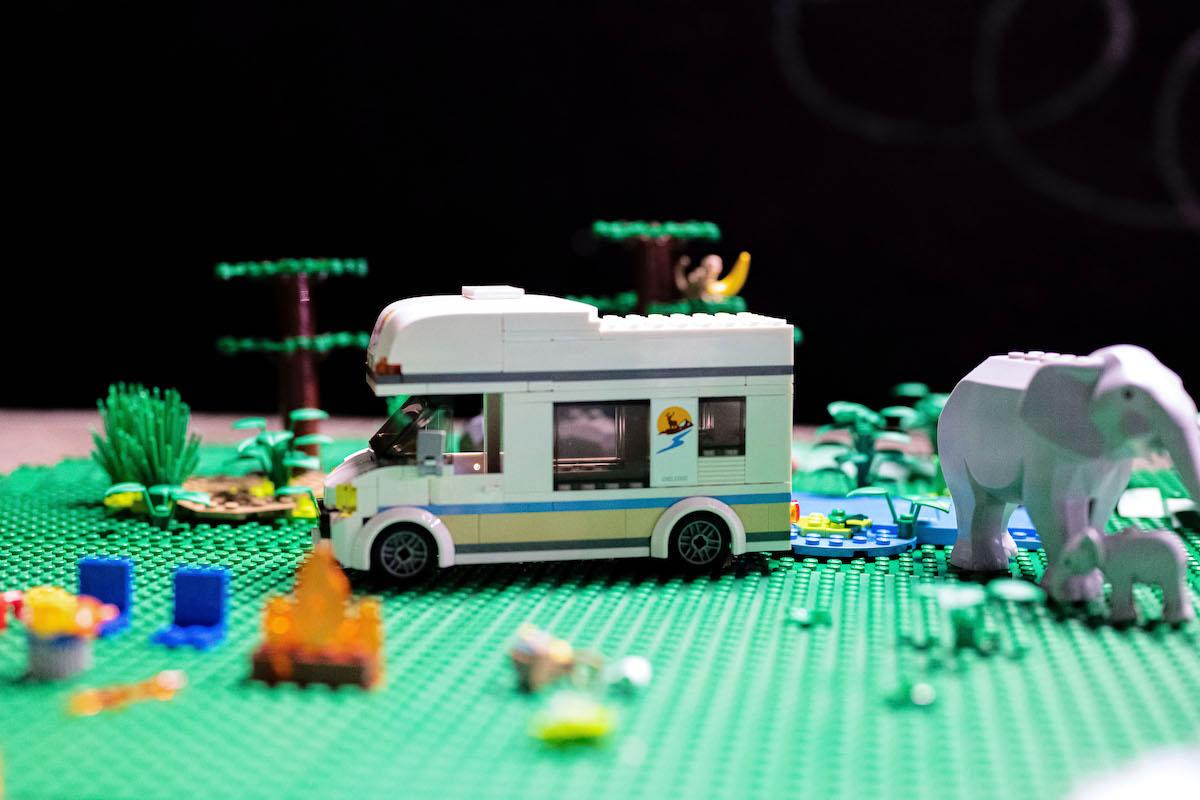 Lego: Prázdninový karavan