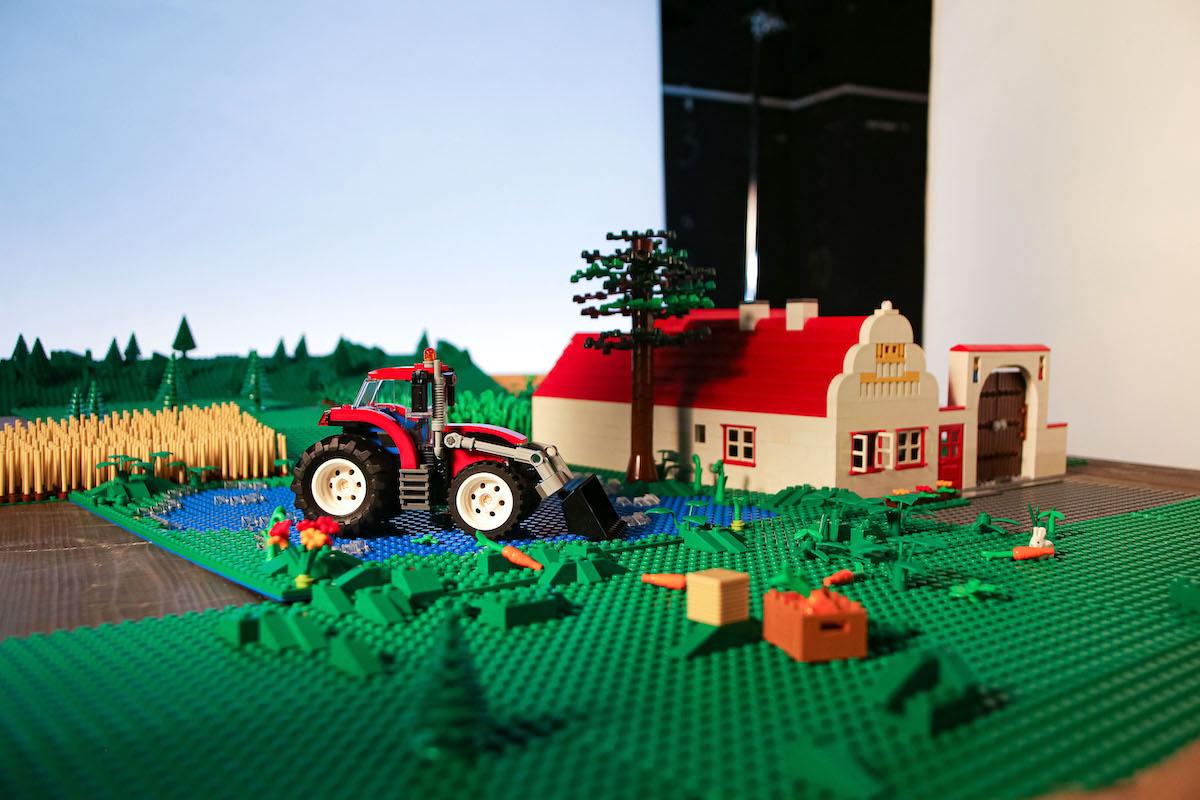 Lego: Jihočeská vesnice