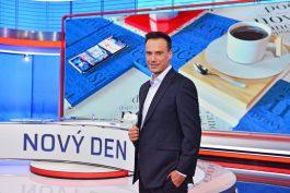 Bouček opouští CNN Prima News, střídá ho Suchoň